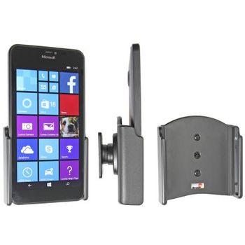 Brodit držák do auta na Microsoft Lumia 640 XL bez pouzdra, bez nabíjení