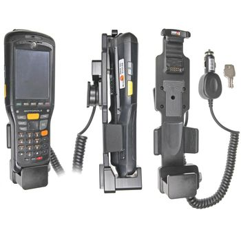 Brodit do auta na Motorola MC9500 s nabíjením z cig. zapalovače, zámek