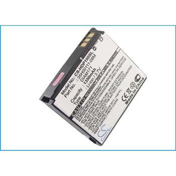 Baterie (ekv. BA-E270) pro HTC Touch Pro, Li-ion 3,7V 1350mAh