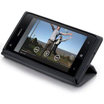 Nokia originální stojánkové pouzdro CP-588 pro Nokia Lumia 900, černá