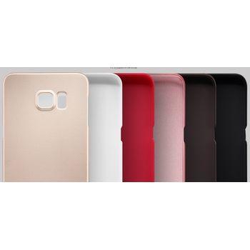 Nillkin zadní kryt Super Frosted pro Samsung G925 Galaxy S6 Edge, hnědý