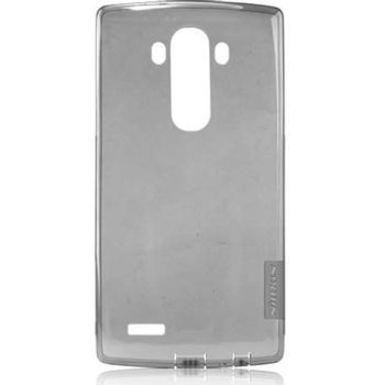 Nillkin pouzdro Nature TPU pro LG H815 G4, šedé