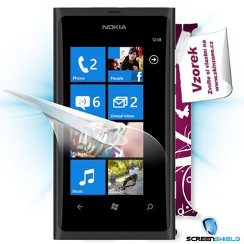 Fólie ScreenShield Lumia 800 ochrana displeje-displej+voucher na skin
