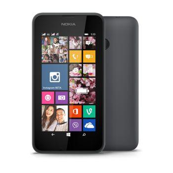 Nokia Lumia 530 Dualsim černá