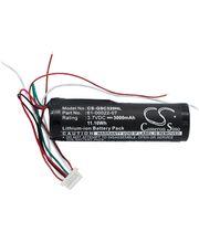 Baterie náhradní pro Garmin StreetPilot C340, 3000mAh Li-ion