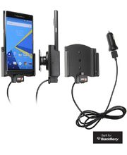 Brodit držák do auta na BlackBerry Priv bez pouzdra, s nabíjením z cig. zapalovače/USB