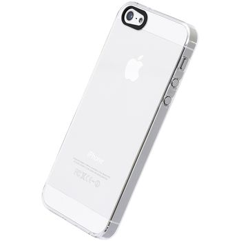 Power Support ochranný kryt Air Jacket pro Apple iPhone SE/5s/5, průhledný