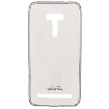 Kisswill TPU pouzdro pro Asus ZenFone Selfie, transparentní