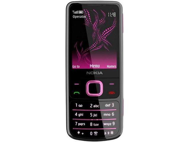 obsah balení NOKIA 6700 classic Illuvial Pink 1GB + Krusell pouzdro Classic
