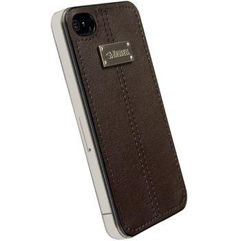 Krusell hard case - Luna Undercover - Apple iPhone 4/iPhone 4S (hnědá)