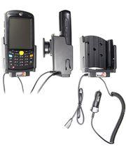 Brodit držák do auta na Motorola (Symbol) MC55/MC65/MC67 s USB OTG kabelem, s nabíjením z CL