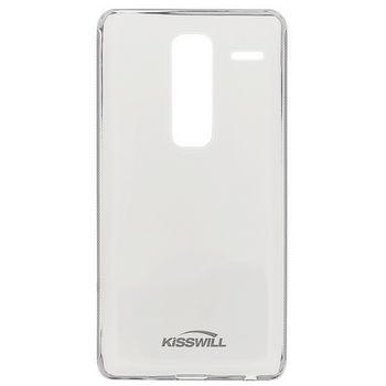 Kisswill TPU pouzdro pro Asus ZenFone Go, transparentní