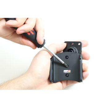 Brodit držák do auta pro Samsung Galaxy S III Mini bez nabíjení + adaptér pro snadné odebrání držáku z proclipu