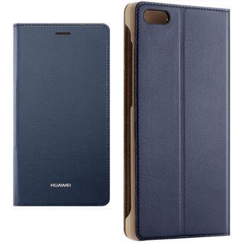 Huawei flipové pouzdro pro P8 Lite, modré