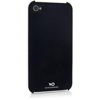 White Diamonds kryt Focus pro Apple iPhone 4/4S - černá