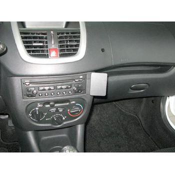 Brodit ProClip montážní konzole pro Peugeot 206+ 09-13, na střed vpravo