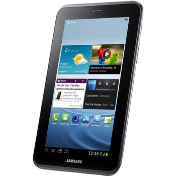 Samsung GALAXY Tab 2 7.0 WiFi P3110 8 GB, černý, rozbaleno, plná záruka