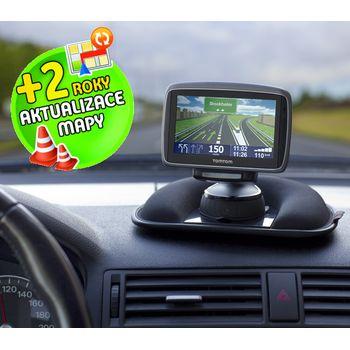 TomTom Go 950 Traffic + 2 roky update + držák na palubní desku Zdarma