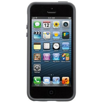 Speck ochranný kryt CandyShell pro iPhone 5/5S/SE, černo-šedý
