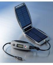 Powermonkey eXplorer (šedá) - solární outdoorová záložní nabíječka 2200mAh s panely