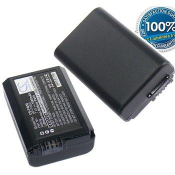 Baterie (ekv. NP-FW50) pro Sony NEX-3C, NEX-5C, A33, A55, Li-ion 7,4V 1080mAh