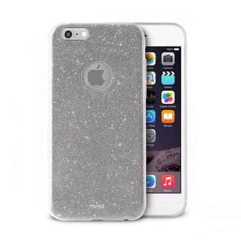 """Puro zadní kryt pro Apple iPhone 6/6s """"SHINE COVER"""", stříbrná"""