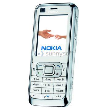Nokia 6120c White
