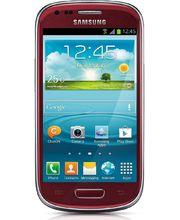 Samsung i8190 GALAXY S III mini, NFC, červený