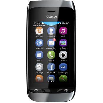 Nokia Asha 309 černá