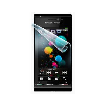 Fólie ScreenShield Sony Ericsson Satio  - displej