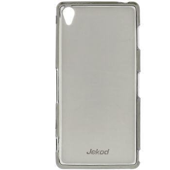Jekod TPU silikonový kryt Sony Xperia Ion, bílá