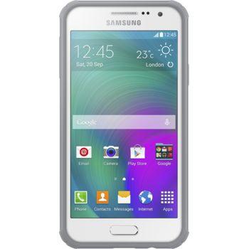 Samsung ochranný kryt EF-PA300BS pro Galaxy A3, bílo-šedý