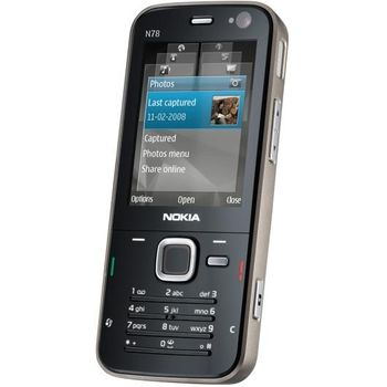 NOKIA N78 Cocoa Brown
