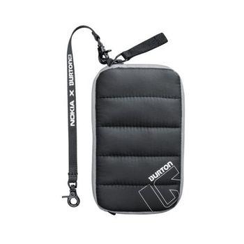 Nokia/Burton zateplené pouzdro CP-614 - univerzální (vel. XL), černá
