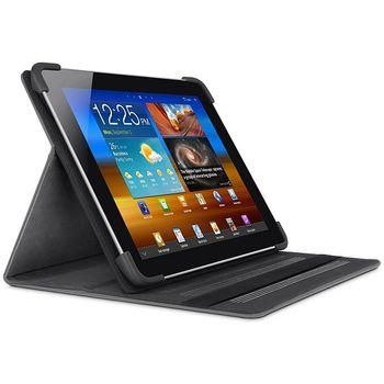 Belkin Leather Cinema Folio pouzdro pro Samsung Galaxy Tab 2 7.0, černá kůže (F8M388cwC00)
