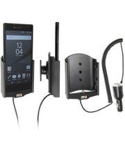 Brodit držák do auta na Sony Xperia Z5 Premium bez pouzdra, s nabíjením z cig. zapalovače/USB