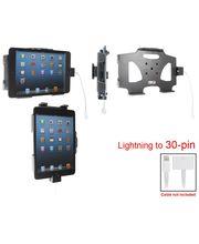 Brodit držák do auta na Apple iPad Mini bez pouzdra, s průchodkou pro redukci z 30-pin na Lightning