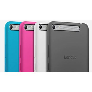 Lenovo zadní kryt + ochranná fólie pro Lenovo Phab Plus, šedé