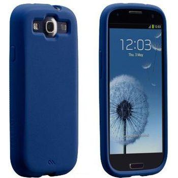 Case Mate Emerge Smooth case pro Samsung Galaxy S III (i9300) modrá