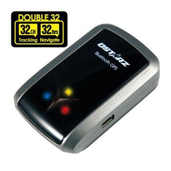 Qstarz GPS přijímač BT-Q818 (Bluetooth, MTK chipset 32 ch)