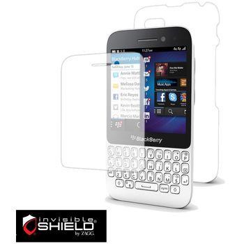 invisibleSHIELD pro BlackBerry Q5 - celé tělo