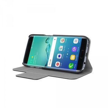 Incipio ochranný kryt Corbin Wallet Folio Case pro Samsung Galaxy S7 edge, černé