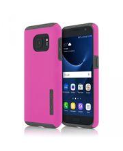 Incipio ochranný kryt Dual Case pro Samsung Galaxy S7, růžové/šedé