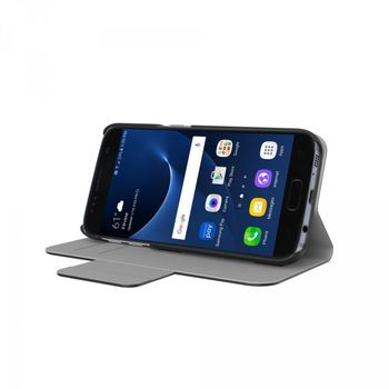 Incipio ochranný kryt Corbin Wallet Folio Case pro Samsung Galaxy S7, černé