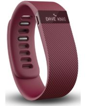Fitbit Charge velikost L, burgundy