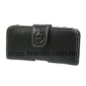 Pouzdro kožené Brando Pouch - HTC Diamond 2/SAMSUNG i900 OMNIA