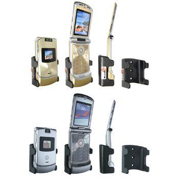 Brodit držák do auta pro Motorola RAZR V3, Motorola RAZR V3c, Motorola RAZR V3i bez nabíjení