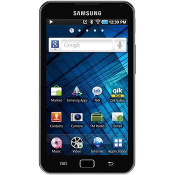 Samsung Galaxy S Wi-Fi 5.0 16 GB, černá