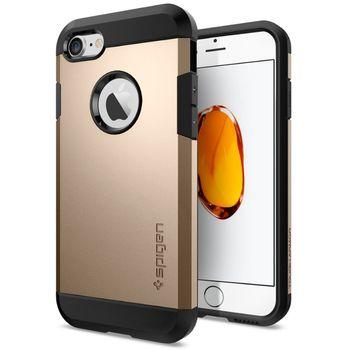 Spigen ochranný kryt Tough Armor pro iPhone 7, zlatá