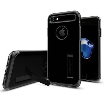 Spigen ochranný kryt Slim Armor pro iPhone 7, černá